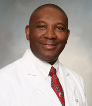 Vernon F. Williams, MD, FAARFM, ABAARM